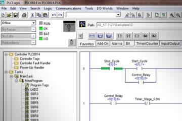Plclogix plc cbt 2 modules learning objectives define ladder logic ccuart Image collections